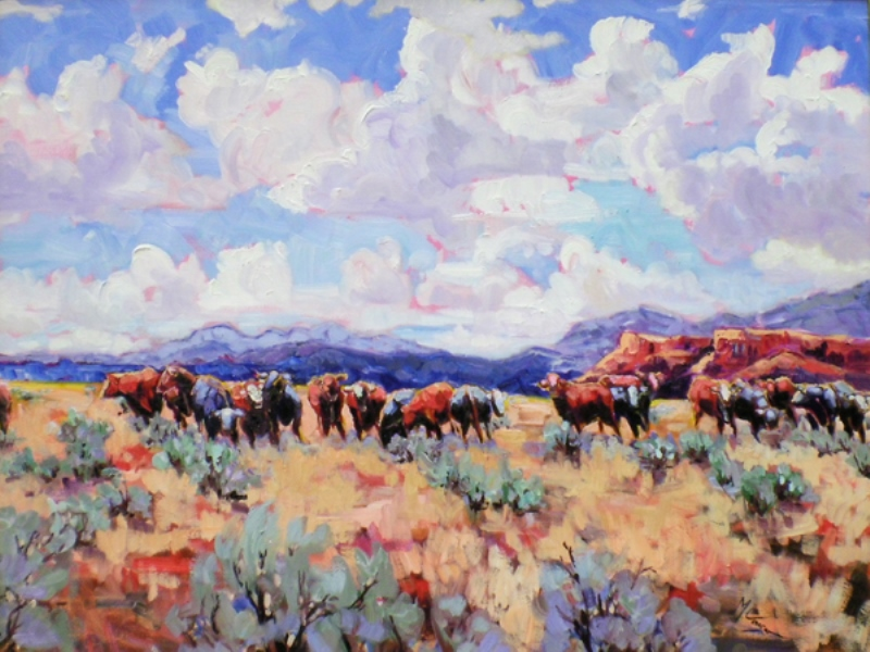 Margaretta Caesar - Meet Me On The Mesa