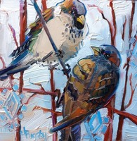 Sparrows - Jody Rigsby