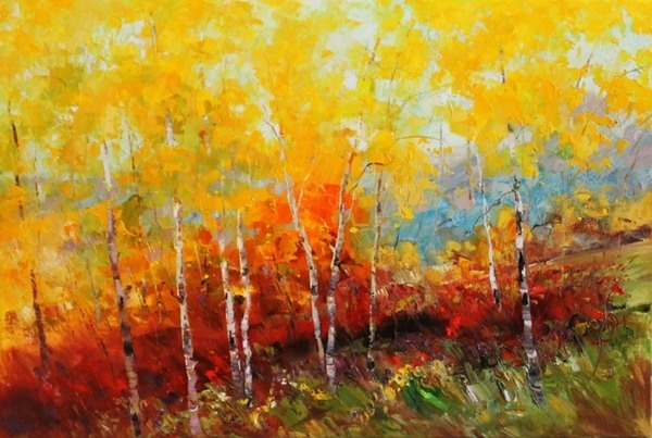 Autumn Light - Troy Collins