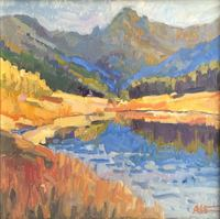 Piney Lake - Jeanne Echternach