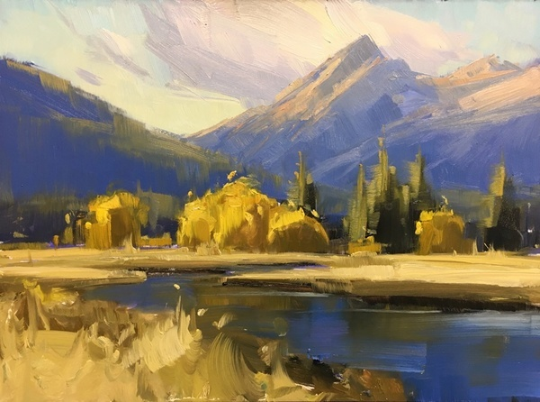 Rocky Mountain Autumn - Stacey Peterson