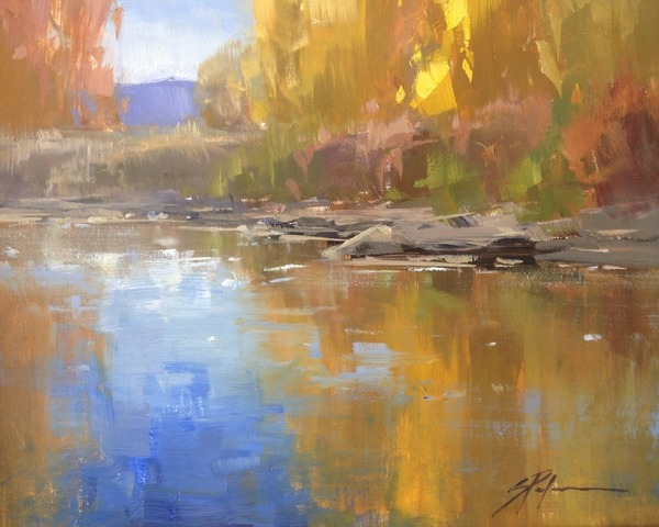Fall Reflections - Stacey Peterson