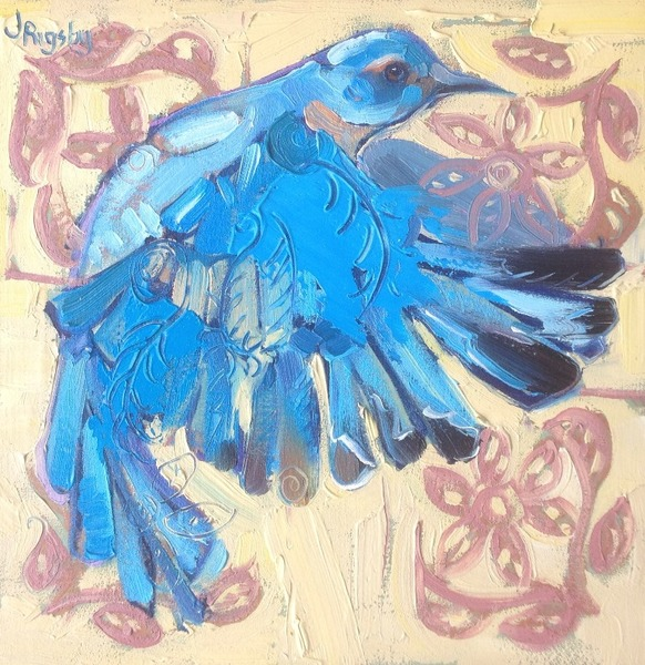 Blue Bird 2 - Jody Rigsby