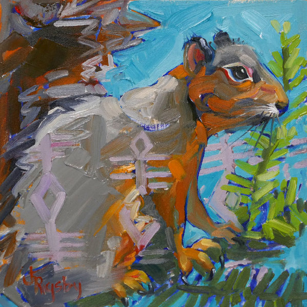 Squirrel 2 - Jody Rigsby